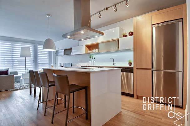 District Griffin Phase 3 condo