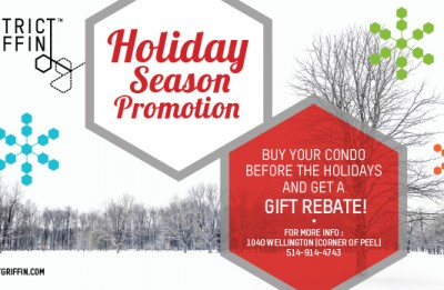 HOLIDAY PROMOTION!