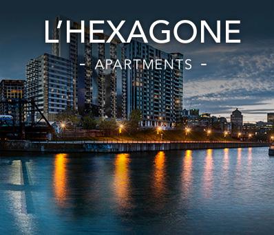 L'Hexagone Apartments