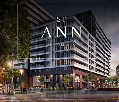 St Ann Apartments