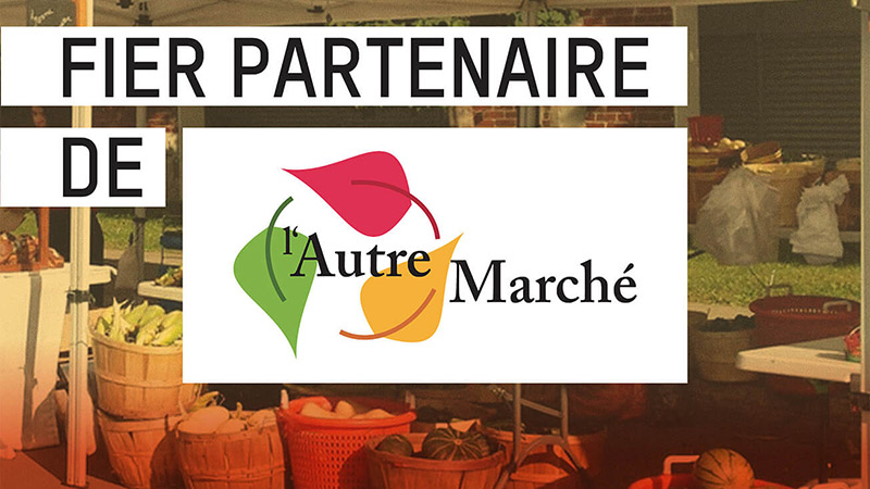 District Griffin, proud partner of l'Autre Marché Griffintown