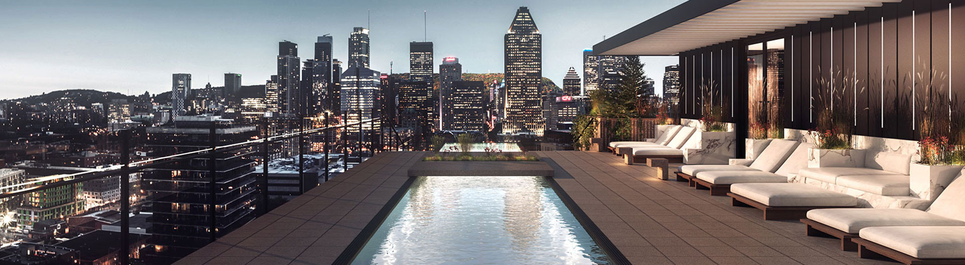 MaryRobert Condominiums : le projet signature de District Griffin! Grand Lancement : printemps 2018!