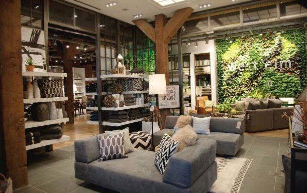 district griffin welcomes west elm to griffintown district griffin. Black Bedroom Furniture Sets. Home Design Ideas