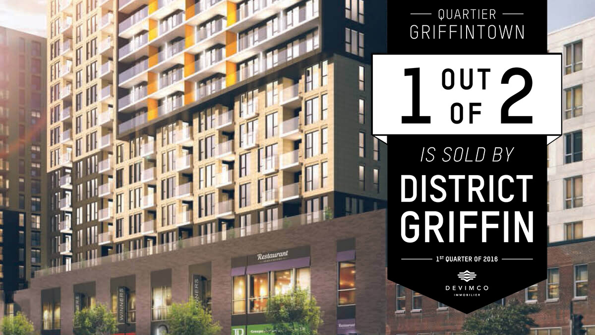 Devimco Immobilier's leading position in  Griffintown's development is confirmed