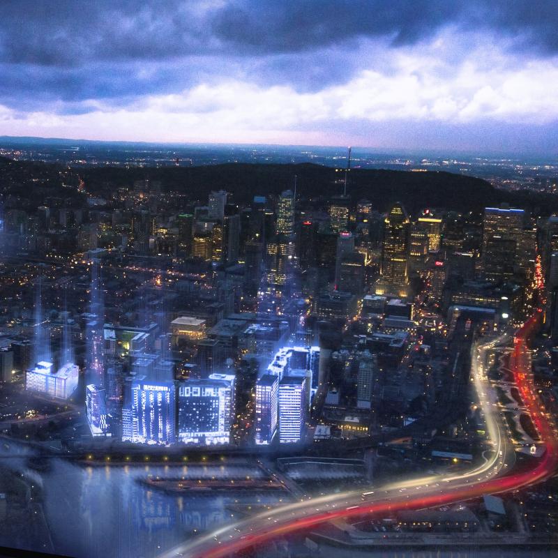 Au centre-ville de Montréal : Devimco Immobilier vend le tiers des condos neufs de l'année record de 2017