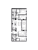 Plan condo modele SP2