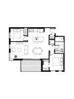 Plan condo modele PB4.2