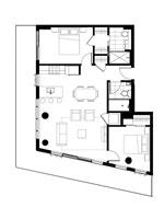 Plan condo modele SB4