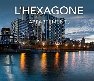 L'Hexagone Appartements
