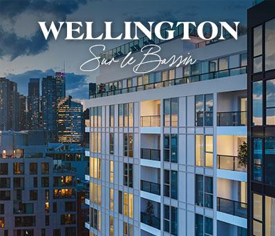 Wellington sur la Bassin